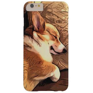 Sova den walesiska Corgihunden för Pembroke Barely There iPhone 6 Plus Fodral
