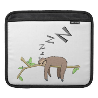 Sova sloth iPad sleeve