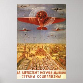 Sovjet Affischer
