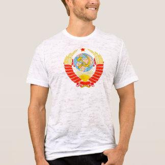 Sovjet - den fackliga officiellen förseglar tee shirts