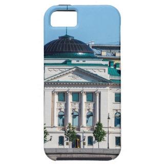Sovjet-era kontorsbyggnad iPhone 5 Case-Mate skydd