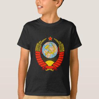 Sovjet - facklig vapensköld tröja