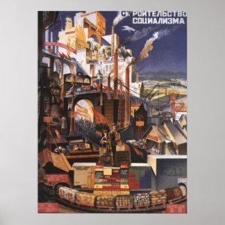 Sovjet Poster
