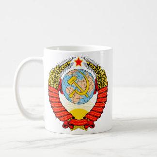 Sovjetisk Emblem Kaffemugg