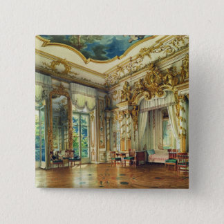 Sovrum av tsaren Alexander mig Standard Kanpp Fyrkantig 5.1 Cm