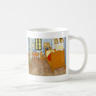Sovrum i Arles av Vincent Van Gogh Kaffemugg
