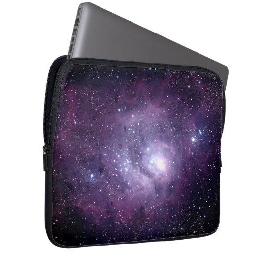 Space laptop sleeve 33cm