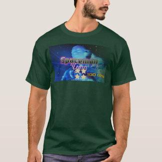 Spaceman 100% tee shirt
