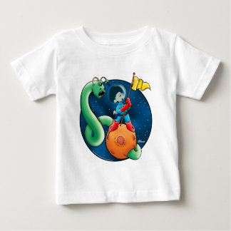 Spaceman & mask t-shirts