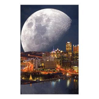 Spacey Pittsburgh Brevpapper