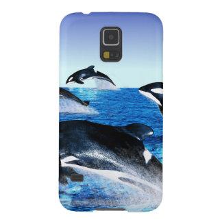 Späckhuggarepod Galaxy S5 Fodral
