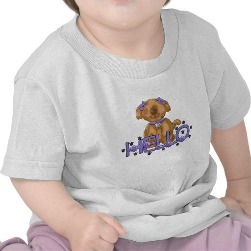 Spädbarn för skjorta för hejvovve T, baby, pojkar, T Shirt