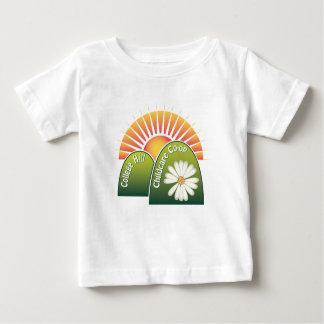 Spädbarn-kort sleeve t shirts