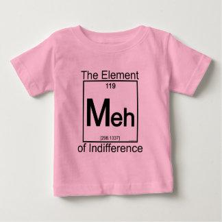 Spädbarnskjortor för inslag MEH T Shirt