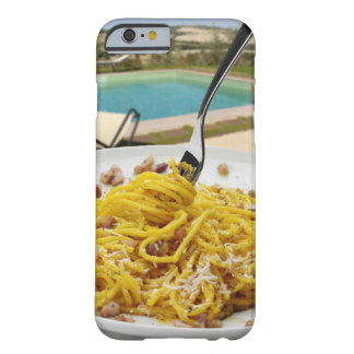 Spagetti Carbonara Barely There iPhone 6 Skal