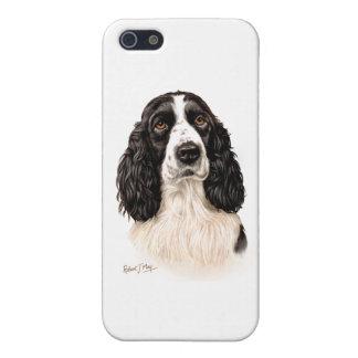 Spaniel för engelsk Springer iPhone 5 Skydd