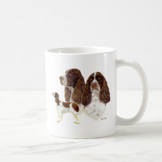 Spaniel för engelsk Springer Kaffemugg