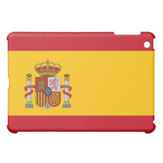 Spanien flagga iPad mini mobil fodral