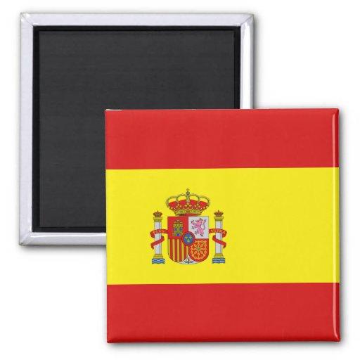 Spanien flaggamagnet kylskåpmagneter