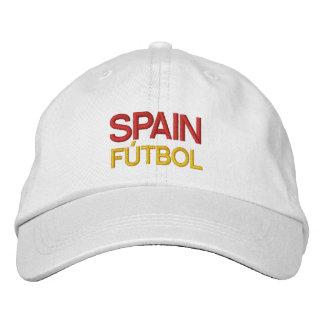 SPANIEN FUTBOL BRODERAD KEPS