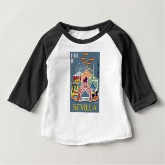 Spanien Seville festivalaffisch 1960 T Shirts