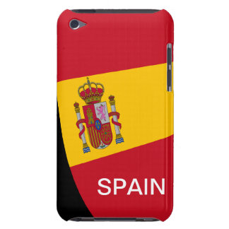 Spanien vapensköld & flaggaipod touch case barely there iPod skydd