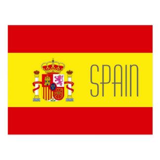 Spanien vykort