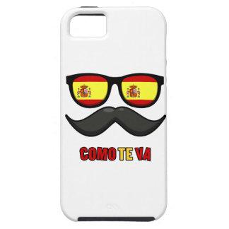 Spanjor IM iPhone 5 Case-Mate Fodral