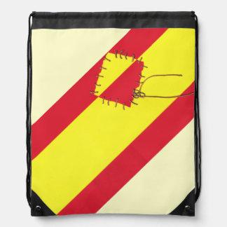Spanjorflagga vid @QUIXOTEdotTV Gympapåse