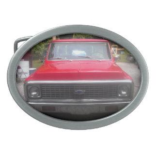 Spänner fast det Chevy C10 bältet 1972