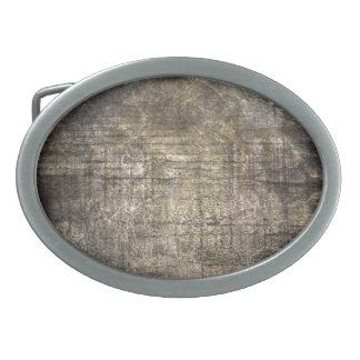 Spänner fast det ovala bältet för Grungestruktur