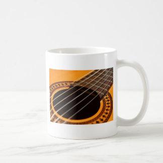 Spansk gitarr kaffemugg