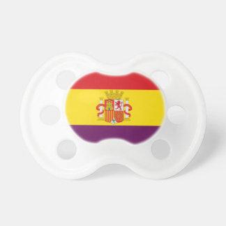 Spansk republikansk flagga - Bandera República Napp