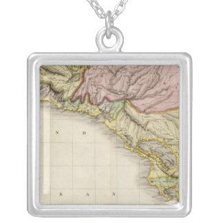 Spanska herraväldear i Nordamerika, sydlig del Silverpläterat Halsband