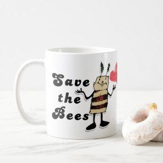 Spara biteckenet kaffemugg