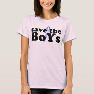 Spara BoYs™ den kvinnliga babyen - docka T Shirts