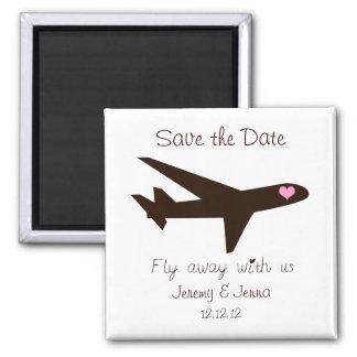 Spara datera: Flygplan Magnet