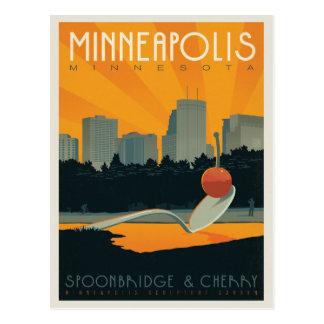 Spara datera   Minneapolis, MN Vykort