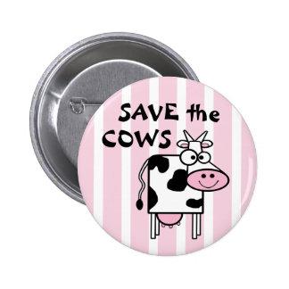 Spara de gulliga djurens rättigheter för kor