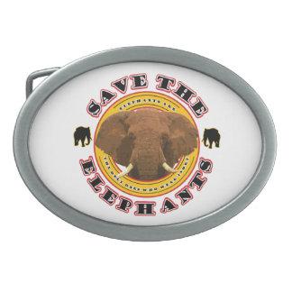 Spara elefanterna