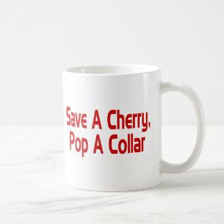 Spara ett körsbär kaffemugg