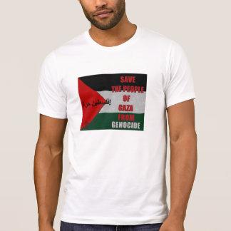 SPARA FOLKET AV GAZA FRÅN FOLKMORDT-tröja T-shirts