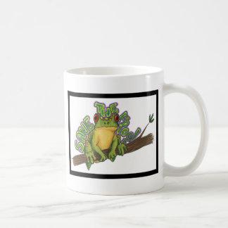 Spara grodamuggen kaffemugg