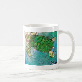 Spara havssköldpaddan kaffemugg