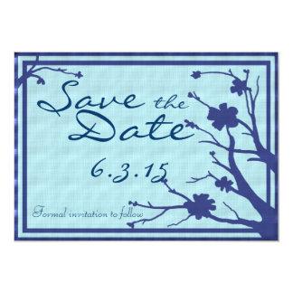 Spara inbjudningarna för personligt bröllp för 12,7 x 17,8 cm inbjudningskort