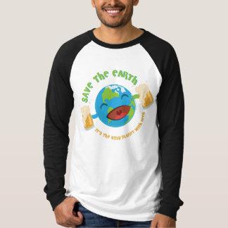 Spara jorden tröja