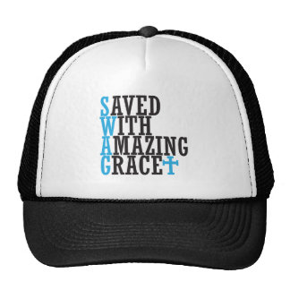 Spara med hatten för kor för kristen för fantastis trucker kepsar