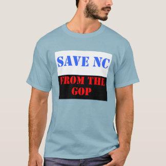 Spara NC från GOPEN Tee Shirt