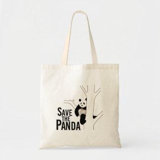 Spara Pandabjörnen Tygkasse