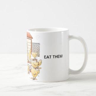Spara pandaen kaffemugg